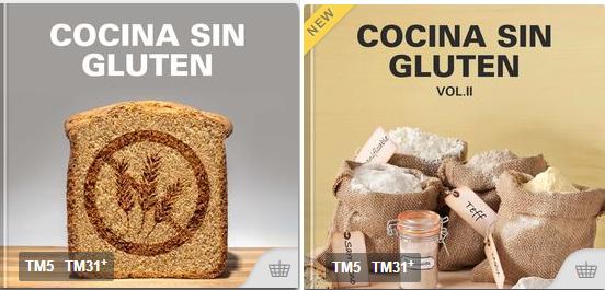 Thermomix Sin Gluten Celiacamente